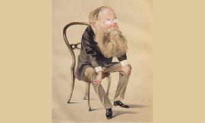 Ilustración de Wilkie Collins